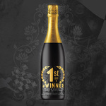 Lasso #Winner cloudberry-elderflower non-alcoholic sparkling wine 0,75L