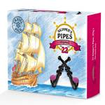 Malaco Skipper's Pipes Original, 374 g