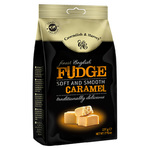 Cavendish & Harvey Caramel Fudge 220g