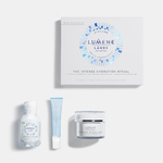Lumene Lähde - Favorites Set: Pure Arctic Miracle 3-in-1 Micellar Cleansing Water 50 ml, Intense Hydration 24H Moisturizer 50 ml and Pure Dew Drops Hydrating Eye Gel 15 ml