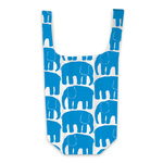 Finlayson Shopping bag Elefantti blue