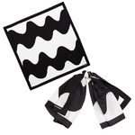 Marimekko for Finnair Lokki silk scarf